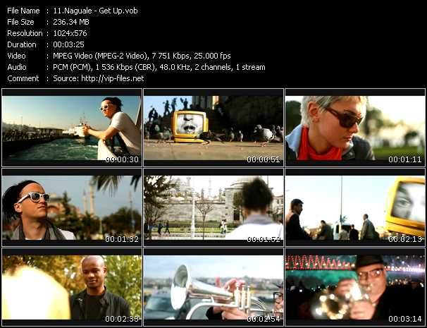 Naguale video screenshot