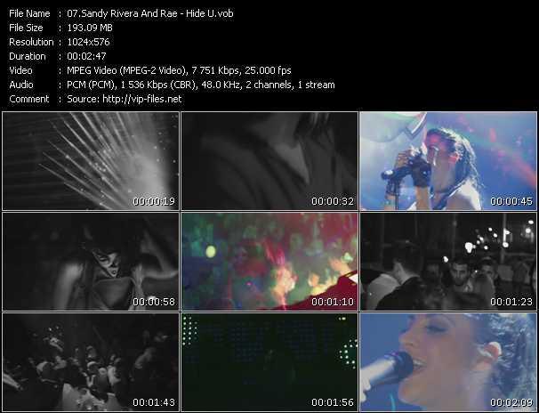 Sandy Rivera And Rae video screenshot