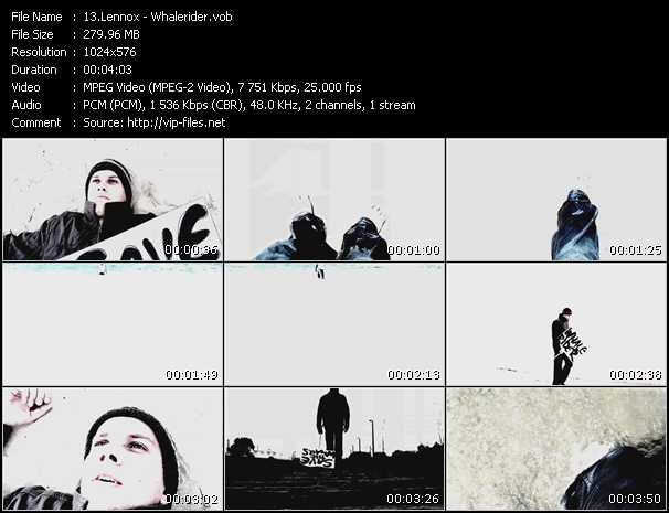Lennox video screenshot