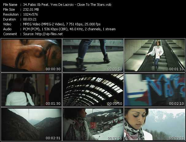 Fabio Xb Feat. Yves De Lacroix video screenshot
