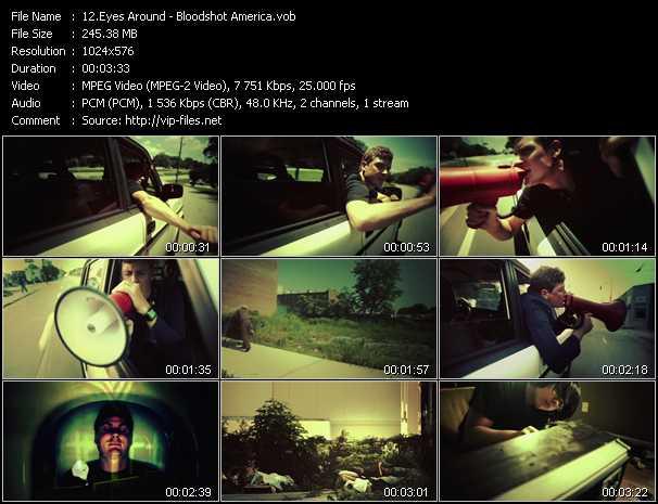 Eyes Around video screenshot