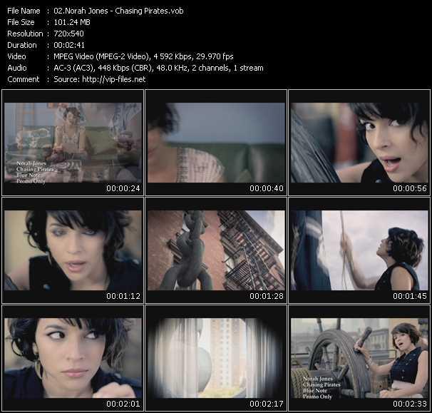 video Chasing Pirates screen