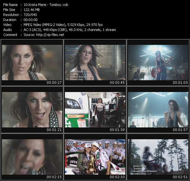 Krista Marie video screenshot
