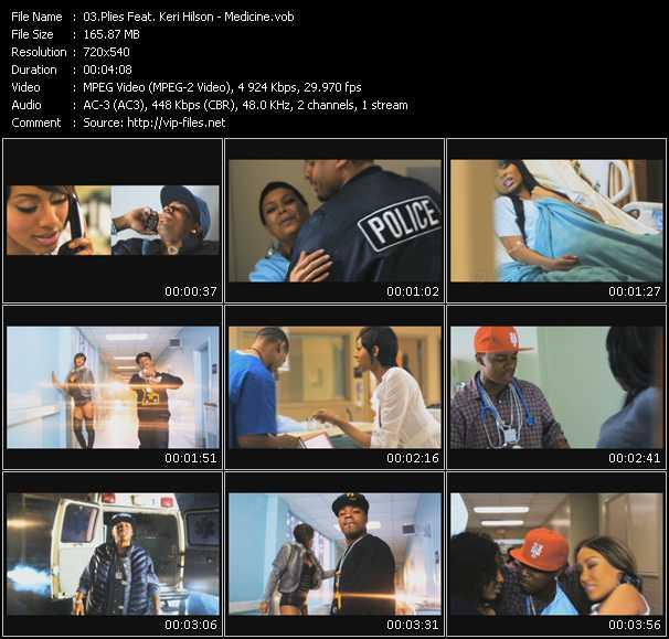 video Medicine screen