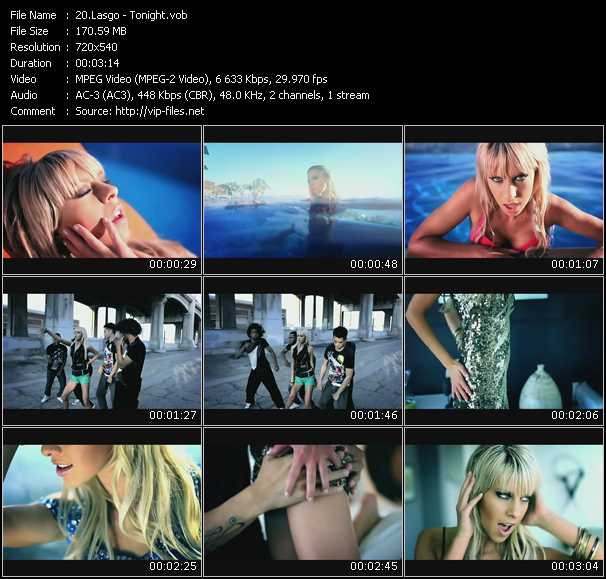 Lasgo video screenshot