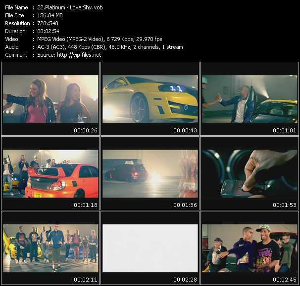 Platnum (Platinum) video screenshot