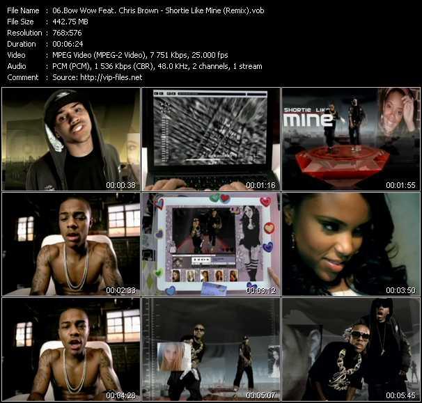 video Shortie Like Mine (Remix) screen