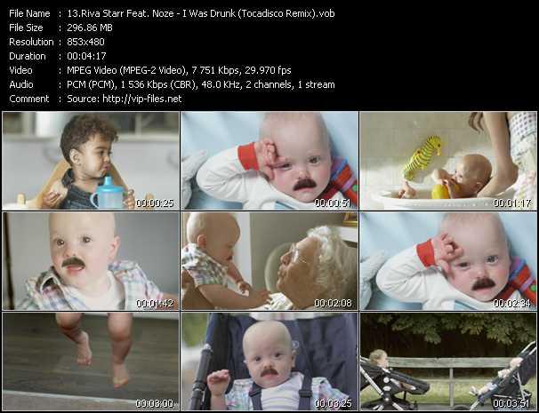 Riva Starr Feat. Noze video screenshot