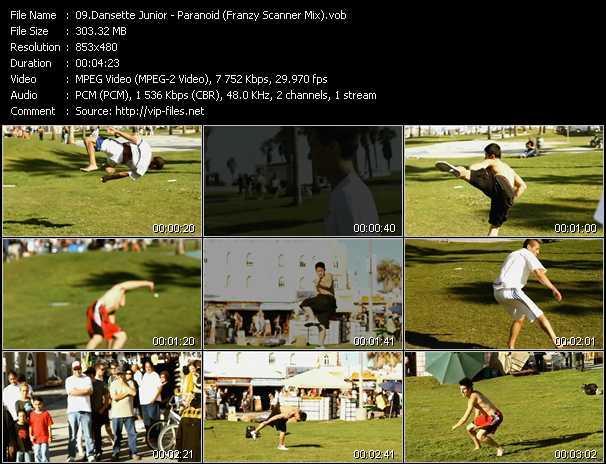Dansette Junior video screenshot