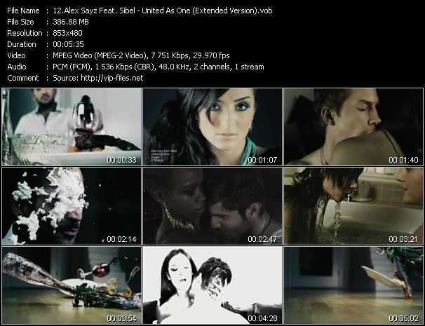 Alex Sayz Feat. Sibel video screenshot