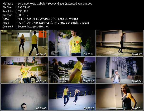 C-Bool Feat. Isabelle video screenshot