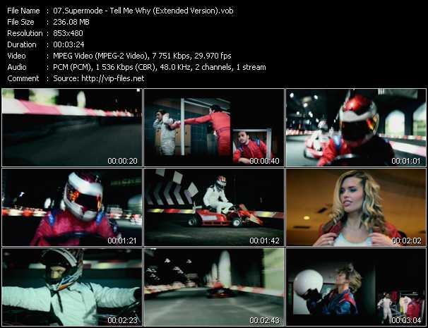 Supermode video screenshot