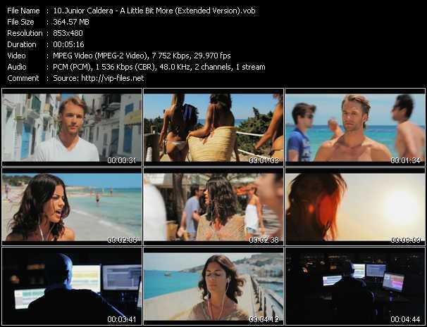 Junior Caldera video screenshot