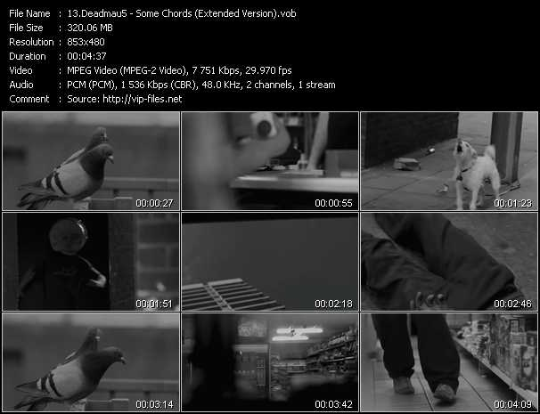 video Some Chords (Extended Version) screen