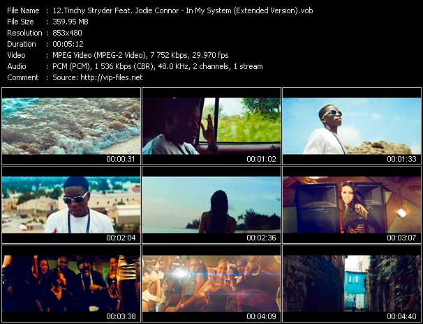 Tinchy Stryder Feat. Jodie Connor video screenshot