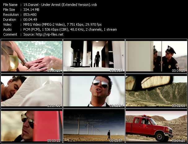Danzel video screenshot