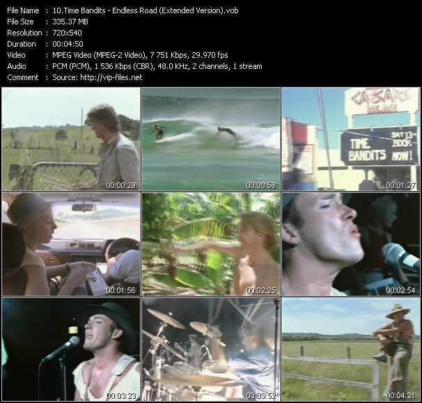 Time Bandits video screenshot