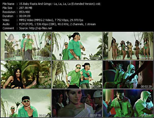 Baby Rasta And Gringo video screenshot