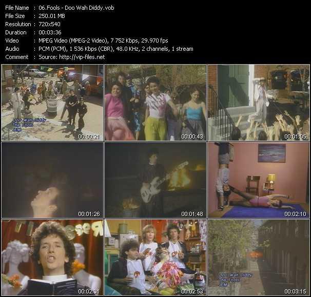 Fools video screenshot