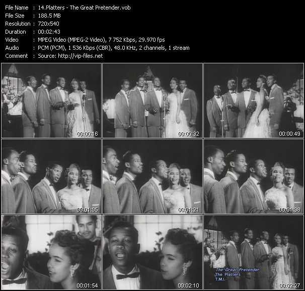 Platters video screenshot