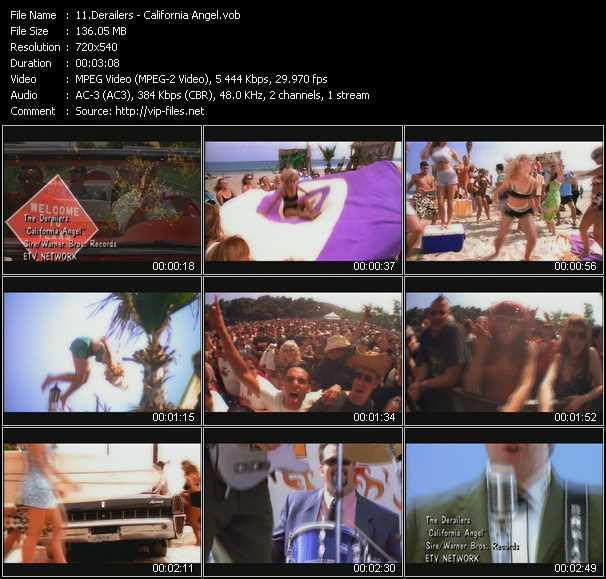 Derailers video screenshot
