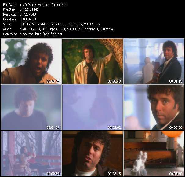 Monty Holmes video screenshot