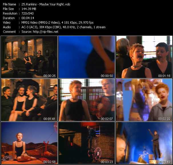 Rankins video screenshot