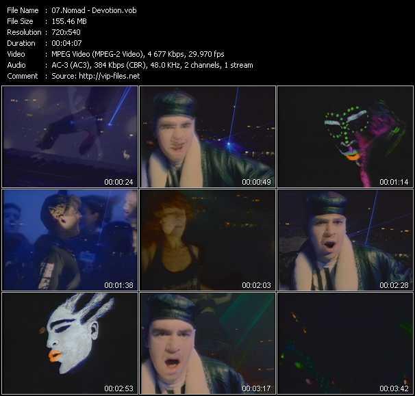 Nomad video screenshot