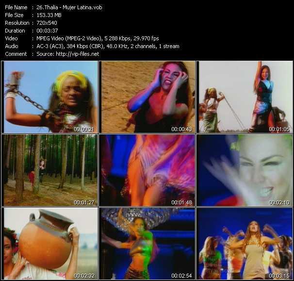 Thalia video screenshot