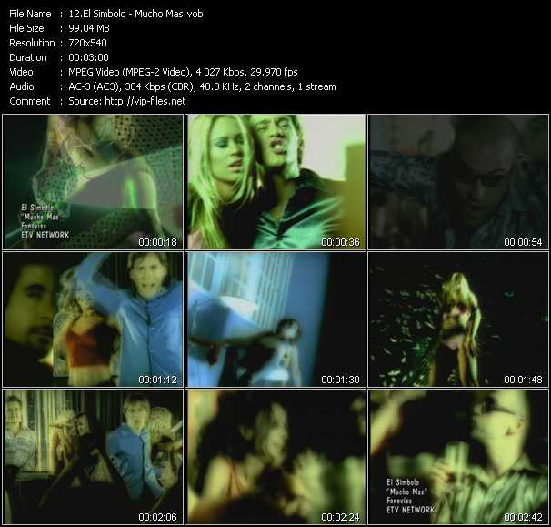 El Simbolo video screenshot