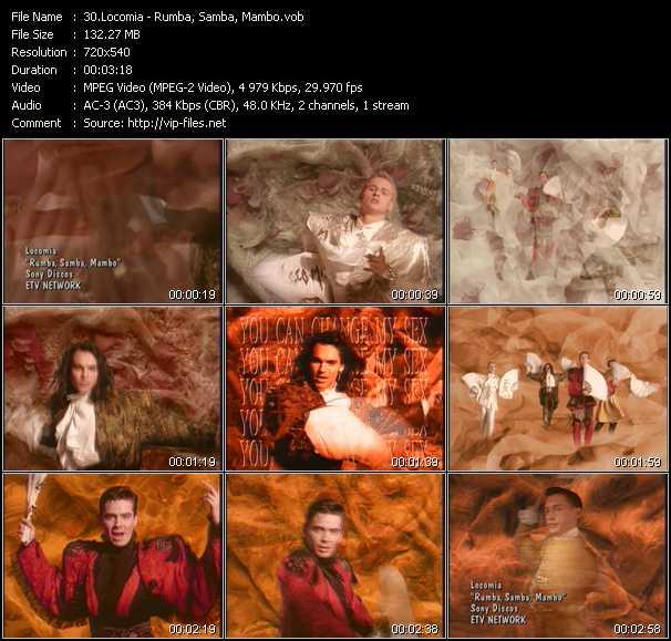 Locomia video screenshot