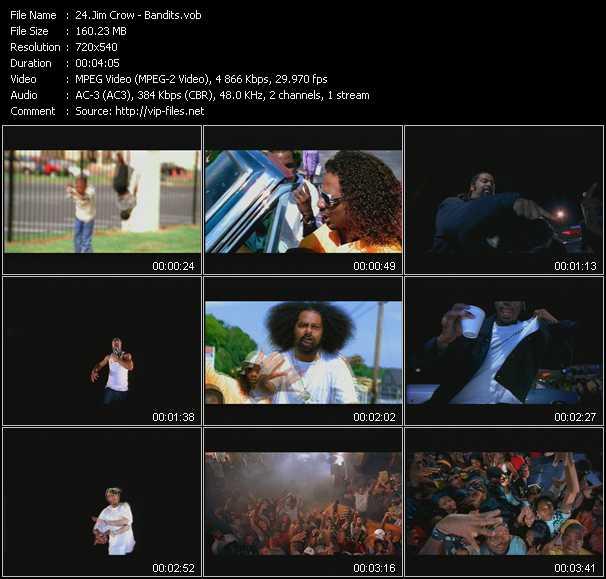 Jim Crow video screenshot