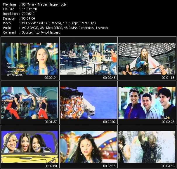 Myra video screenshot