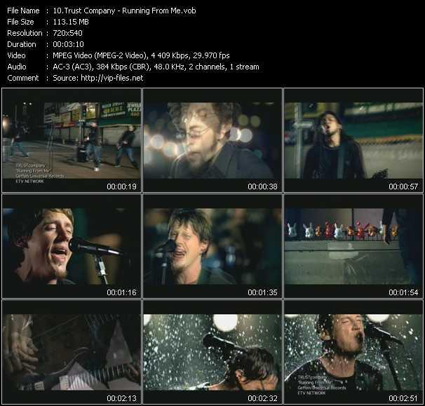 Trust Company video screenshot