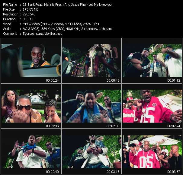 Tank Feat. Mannie Fresh And Jazze Pha video screenshot