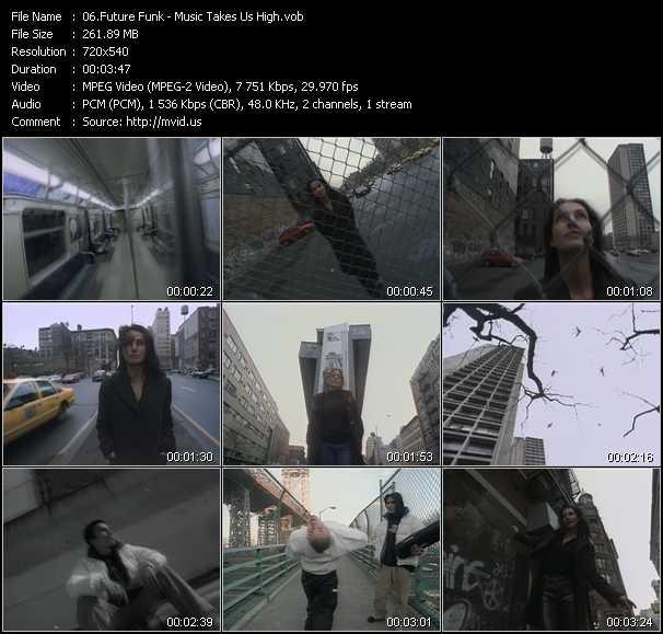 Future Funk video screenshot
