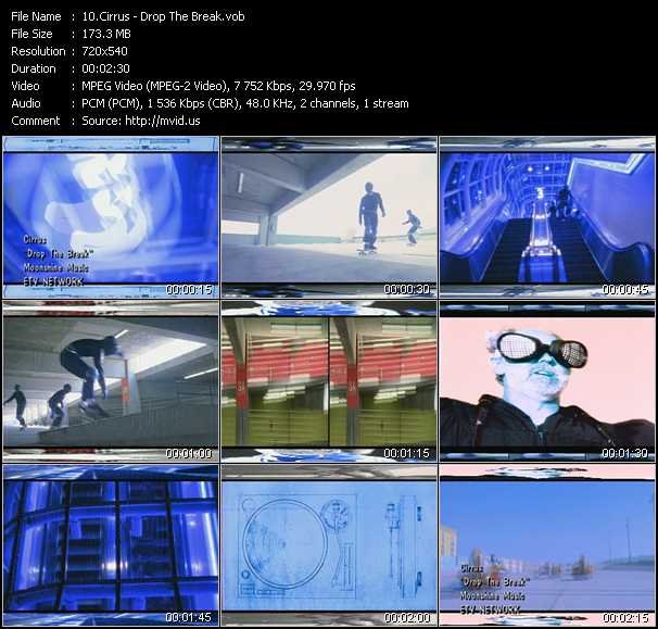 Cirrus video screenshot