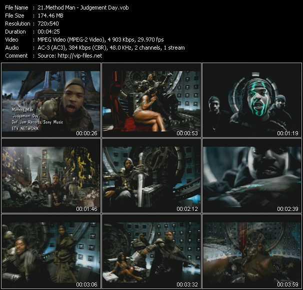 Method Man video screenshot