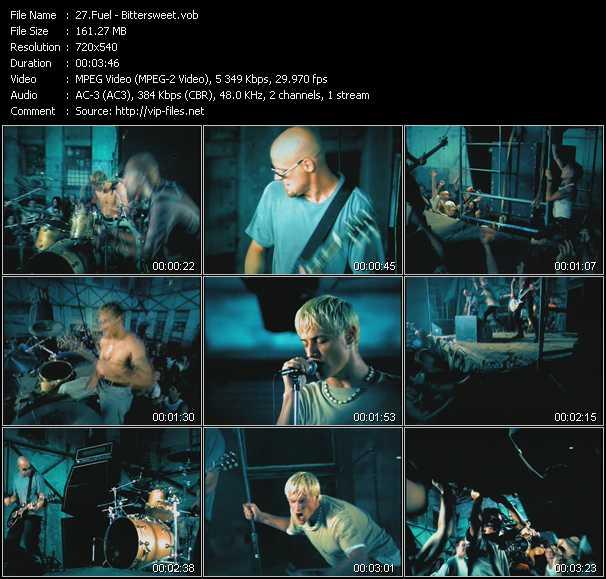 video Bittersweet screen
