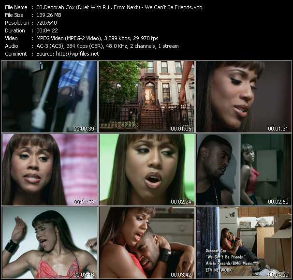 Deborah Cox (Duet With R.L. From Next) video screenshot