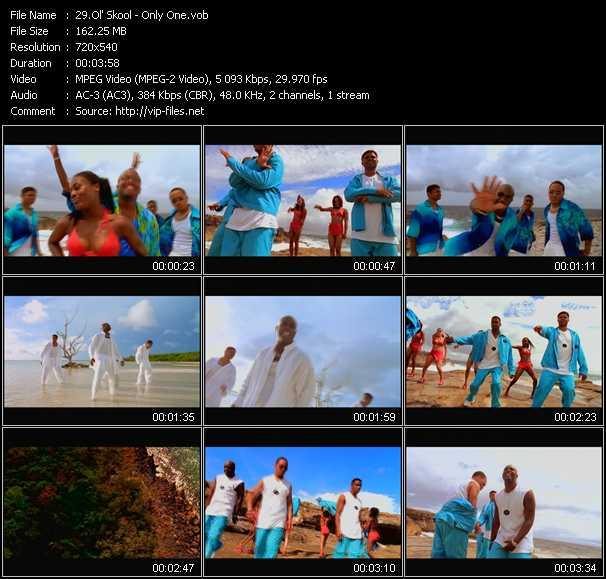 Ol' Skool video screenshot