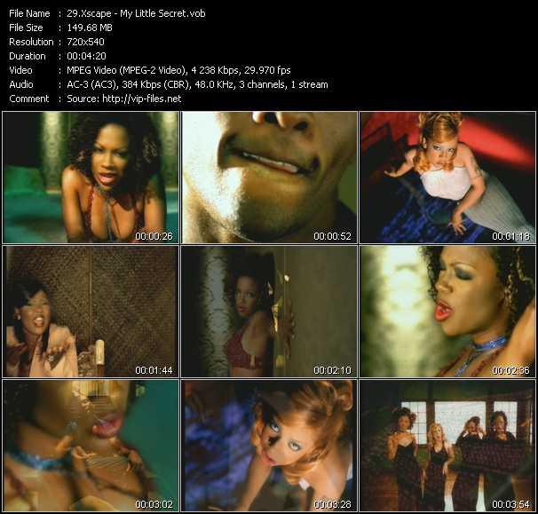 Xscape video screenshot