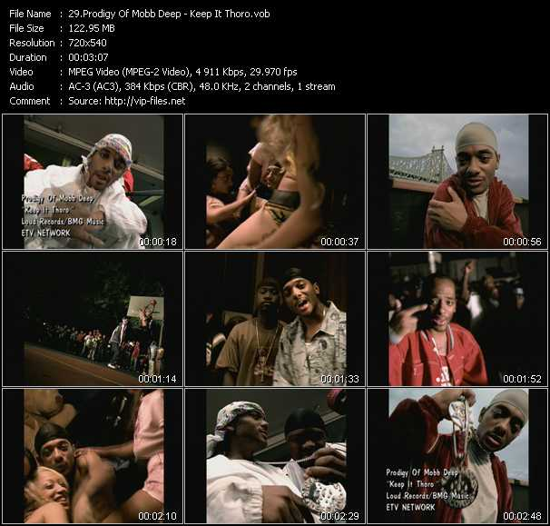 Prodigy Of Mobb Deep video screenshot