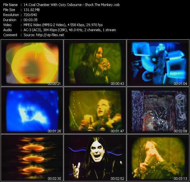 Coal Chamber With Ozzy Osbourne video screenshot