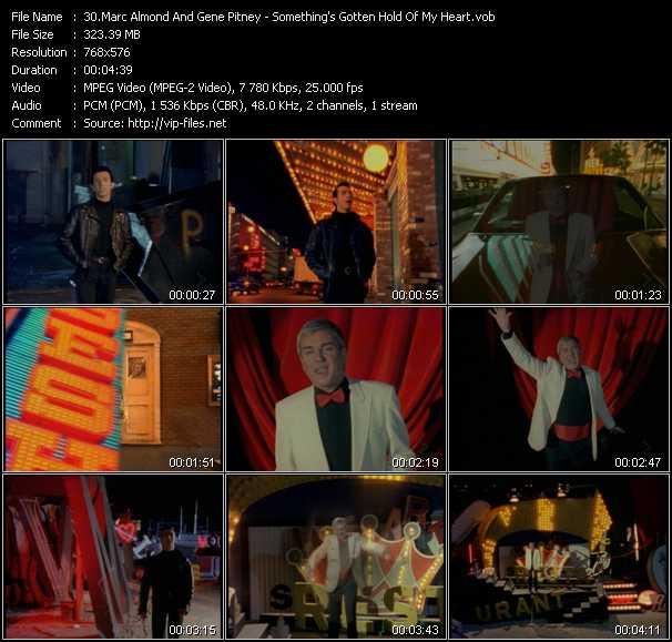 Marc Almond And Gene Pitney video screenshot