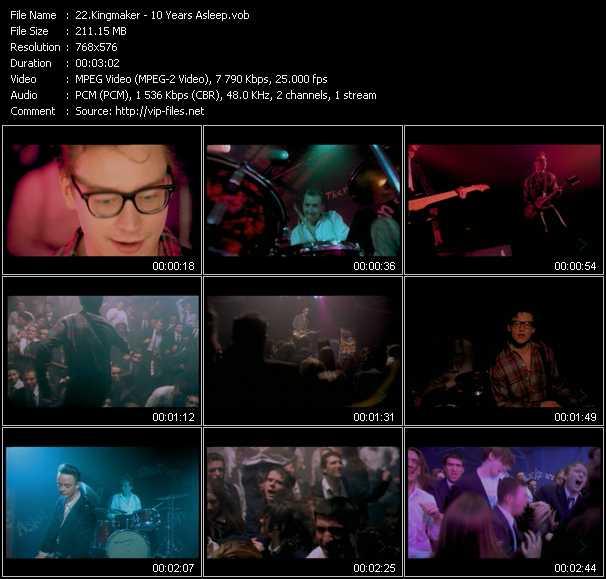 Kingmaker video screenshot