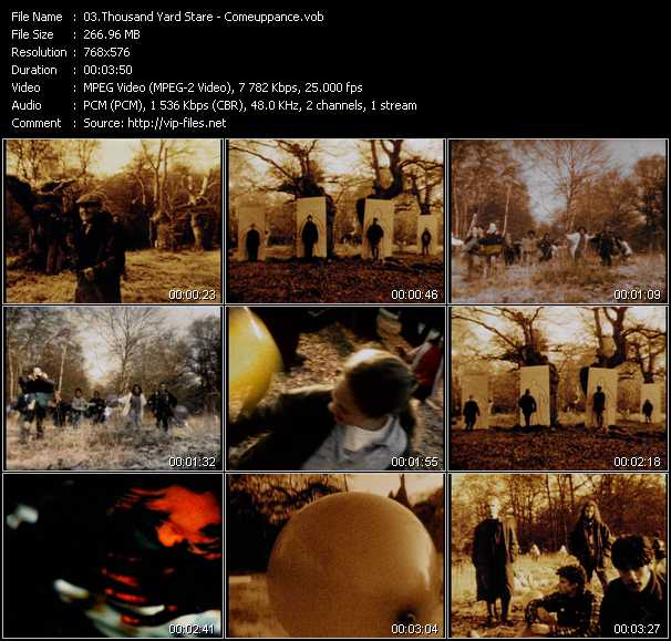 Thousand Yard Stare video screenshot