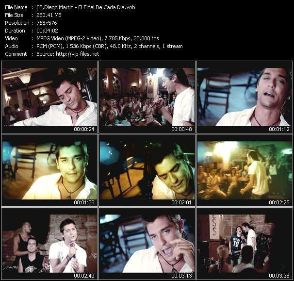 Diego Martin video screenshot