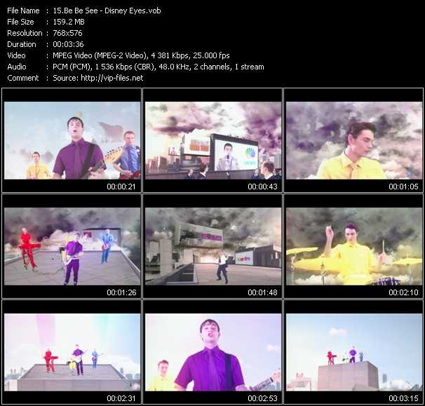Be Be See video screenshot