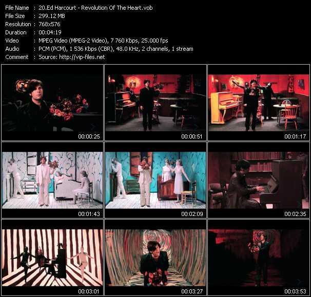 Ed Harcourt video screenshot